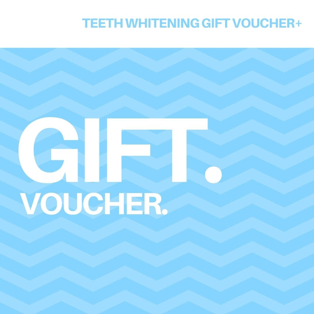 Teeth Whitening Voucher